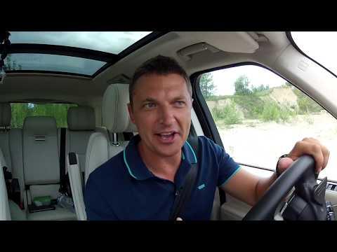 Тест Range Rover Voque 2013