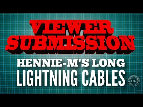 Hennie-M's Anker & Voxlink Long Lightning Cables