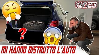 MI HANNO DISTRUTTO L' AUDI S3 - LIKE A SIR WEEKLY VLOG