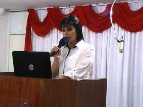 Prédica - Pastora Samaris Preciado