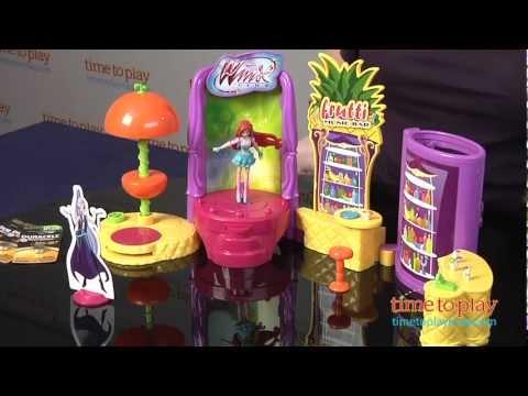 Winx Club Frutti Music Bar from Jakks Pacific