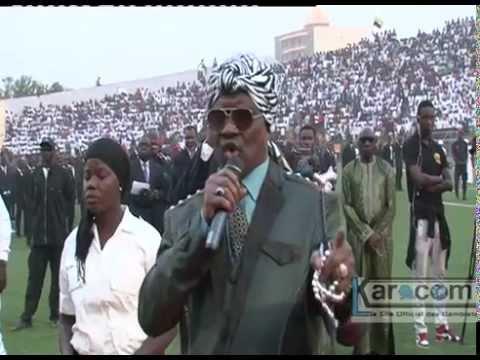 Journée de la Paix 11 Janvier : Discours Cheikh Ahmadou KARA Mbacké