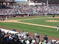 Andy Pettitte Pitches to Jamie Moyer at Spring Training