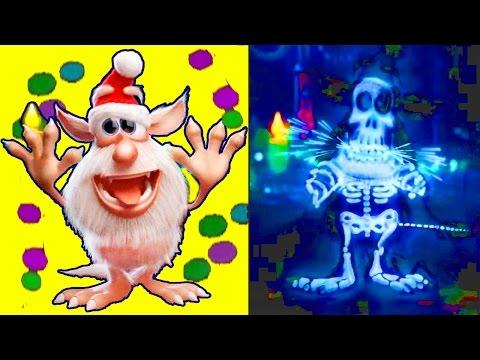 БУБА игра Говорящий Домовенок видео мультик игры для детей