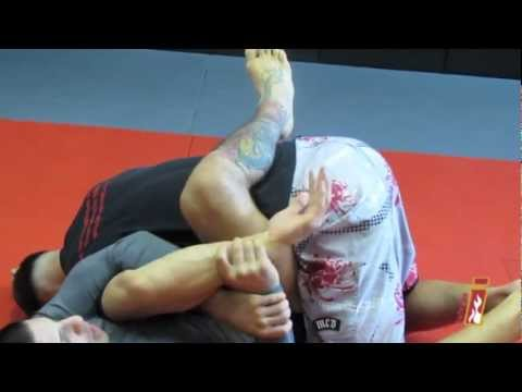 BJJ / MMA Training & Techniques | Slapping Kimura From Guard (Part 2) | Inferno, Marlboro NJ Image 1