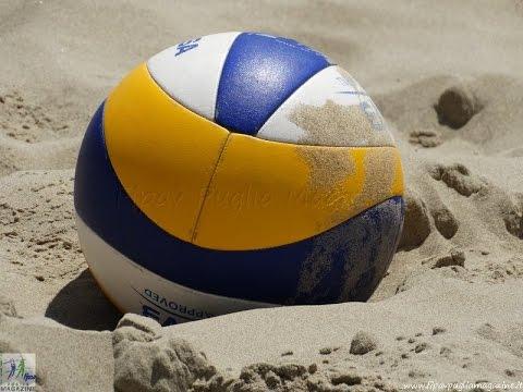 02-08-2014: Finale Campionato regionale beach volley U21 Puglia