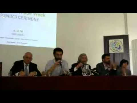World Fair Trade Week - Milan 2015 | Opening cerimony