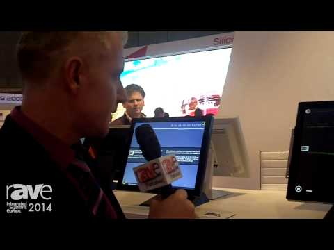 ISE 2014: iiyama Talks About Its TF1932MC-1  for Kiosks and Range of Interactive Displays