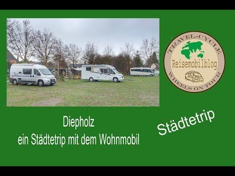 Diepholz - ein Städtetrip mit dem Wohnmobil