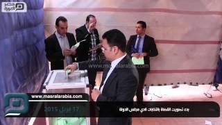 مصر العربية | بدء تصويت القضاة بانتخابات نادي مجلس الدولة