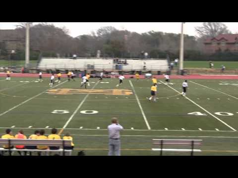 2013-02-05 -- St Mark's  vs Cistercian Preparatory School (CPS) -- 8th grade soccer