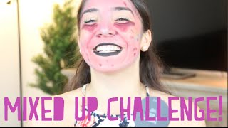 MIXED UP CHALLENGE! - heyitspriscila