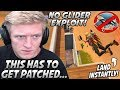 Tfue SHOCKED After Finding A Broken EXPLOIT To NEVER Deploy Your Glider! (Fastest Drop Possible)