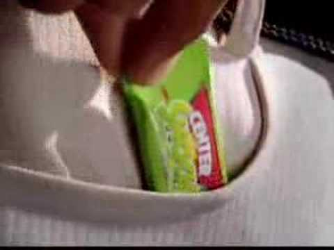 Funny Ad : Centre Shock Chewing Gum Tv Commer...