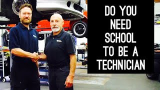 How to become a Mechanic without School?