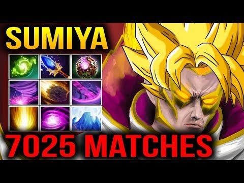 SUMiYa Invoker 7025 Matches - Best China's Invoker Dota 2 7.07c