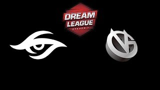 Secret vs Vici Gaming DreamLeague Season 11 Highlights Dota 2