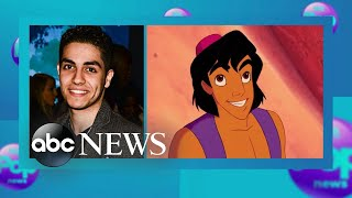 Mena Massoud cast as Aladdin in upcoming Disney film