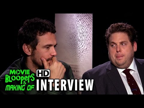 True Story (2015) Official Movie Interview - Jonah Hill and James Franco