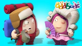 DRESS TO IMPRESS | Oddbods New Episodes | Funny Cartoons For Children