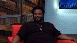 GCOE: Chuck chills with 'The Office' star Craig Robinson