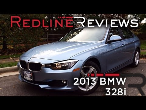 2013 BMW 328i Review, Walkaround, Exhaust, & Test Drive