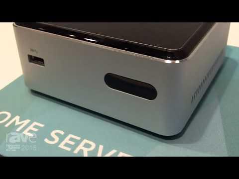 ISE 2015: iSimplex Exhibits iSimplex Home Server