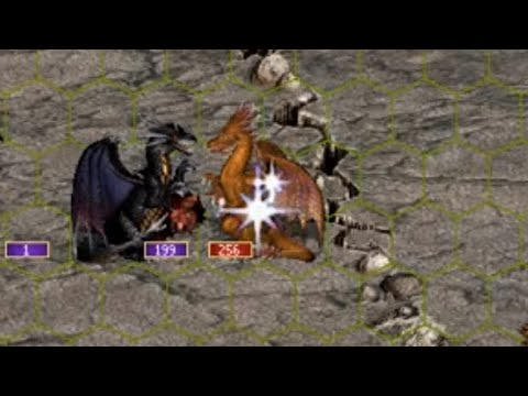 Heroes of Might and Magic III: Hit & Blind Tactic