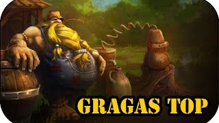 Der Fassmeister! Gragas Top | League of Legends Gameplay