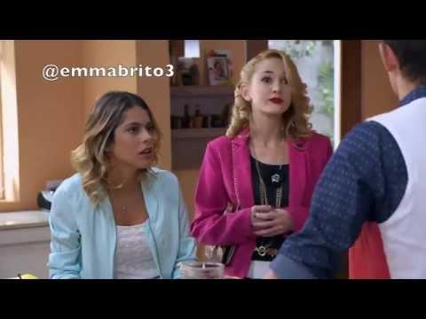 Violetta 3 - Violetta se entera de la fiesta de León (03x57)