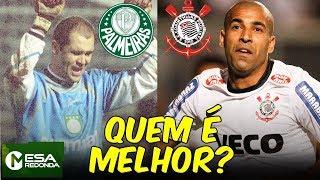 Palmeiras 1999 x Corinthians 2012   Quem é melhor? (24/02/19)