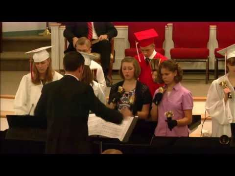 Pomp & Circumstance by the Emmaus Baptist Academy Students - 07/16/2013