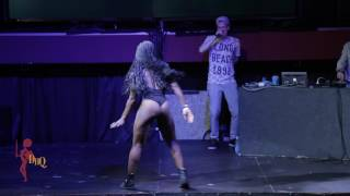 Woody Helen (Juges Performance) - DANCEHALL QUEEN RUSSIA 2017