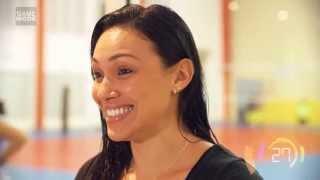 #ClutchTime Vilmarie Mojica   Volleyball TeamPUR