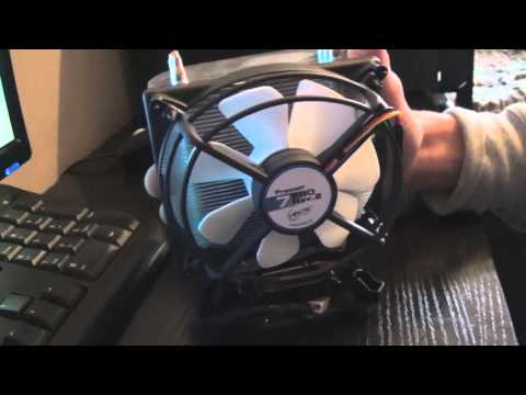 Arctic Cooling Freezer 7 Pro Installation/Review