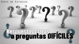 Respuestas Claras a Preguntas Difíciles / Homosexualidad 1