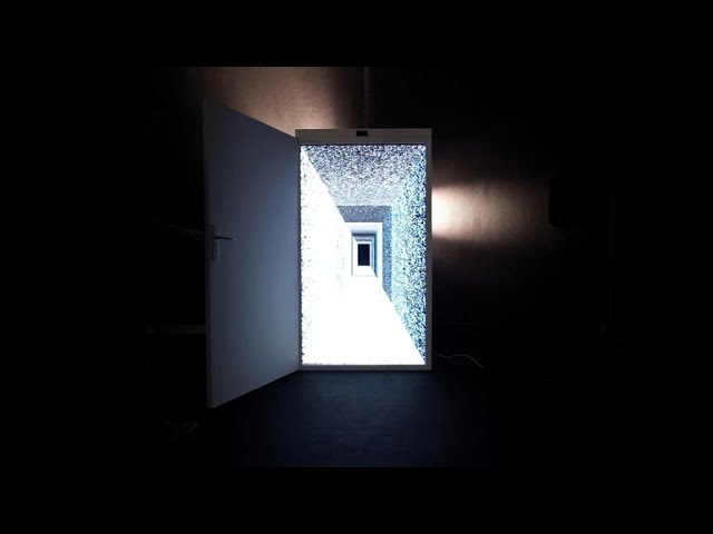 Art installation opens door to virtual world (Tomorrow Daily 313)