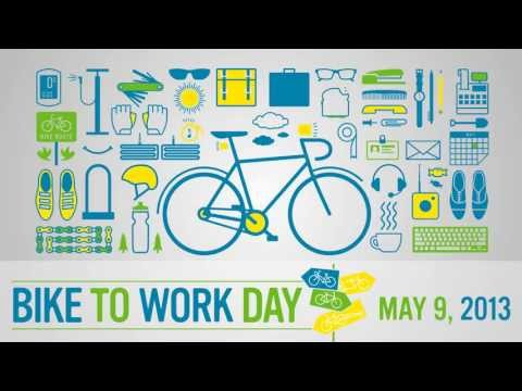 Bike to Work Day - May 9, 2013