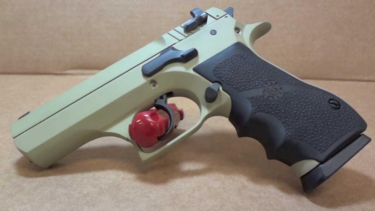 Baby 9mm Blued Desert Eagle Baby Desert Eagle 9mm With