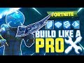HOW TO BUILD LIKE A PRO - FORTNITE BATTLE ROYALE BUILDER PRO TIPS mp3