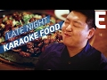 The Best Food for a Late Night Karaoke Session — K-Town MP3