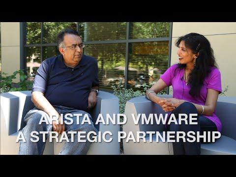 VMware & Arista