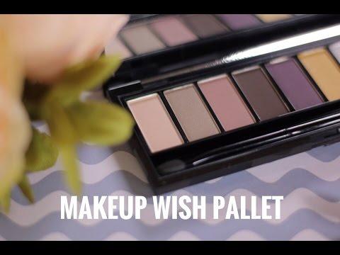 Loreal LA PALETTE OMBREE и Color Riche Lip Palette + макияж   Review and makeup #ИРМАГ