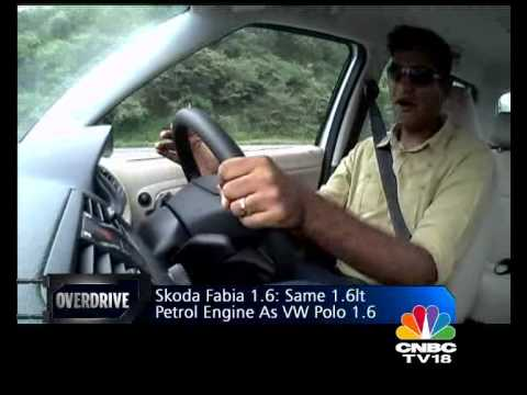 New Skoda Fabia on OVERDRIVE
