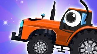 Helping City Heroes | Tractor Cartoon | Kids Video | Vehicles Stories