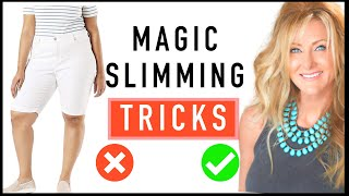 How To Instantly Look Slimmer Using ACCESSORIES | Styling Tips & Tricks!