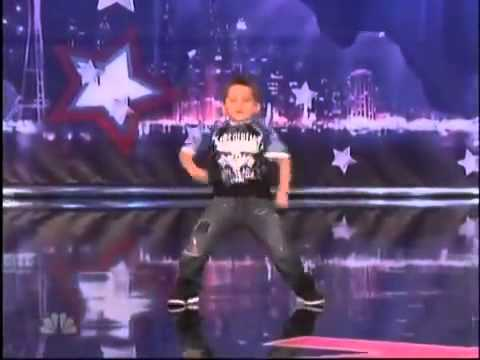 America's Got Talent   Tanner Edwards Adorable 6year Old video