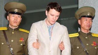 North Korea Sentences US Student to 15 Years of Hard Labor
