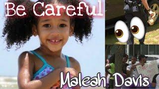 YOUR BOYFRIEND IS NOT YOUR BABYSITTER | MALEAH DAVIS