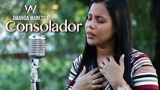 AMANDA WANESSA - Consolador ( Voz e Piano )